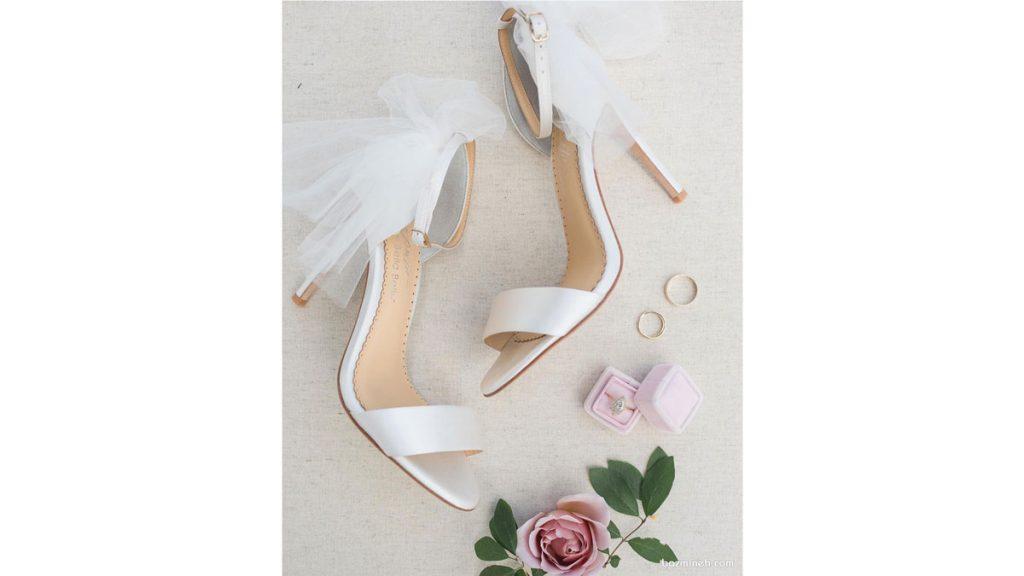 جدیدترین مدل کفش عروسی
