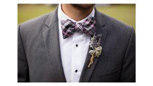 کراوات و پاپیون داماد