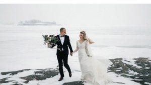 برگزاری مراسم عروسی در زمستان و تشریفات آن