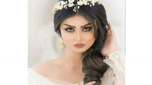 جدیدترین رنگ موی عروس