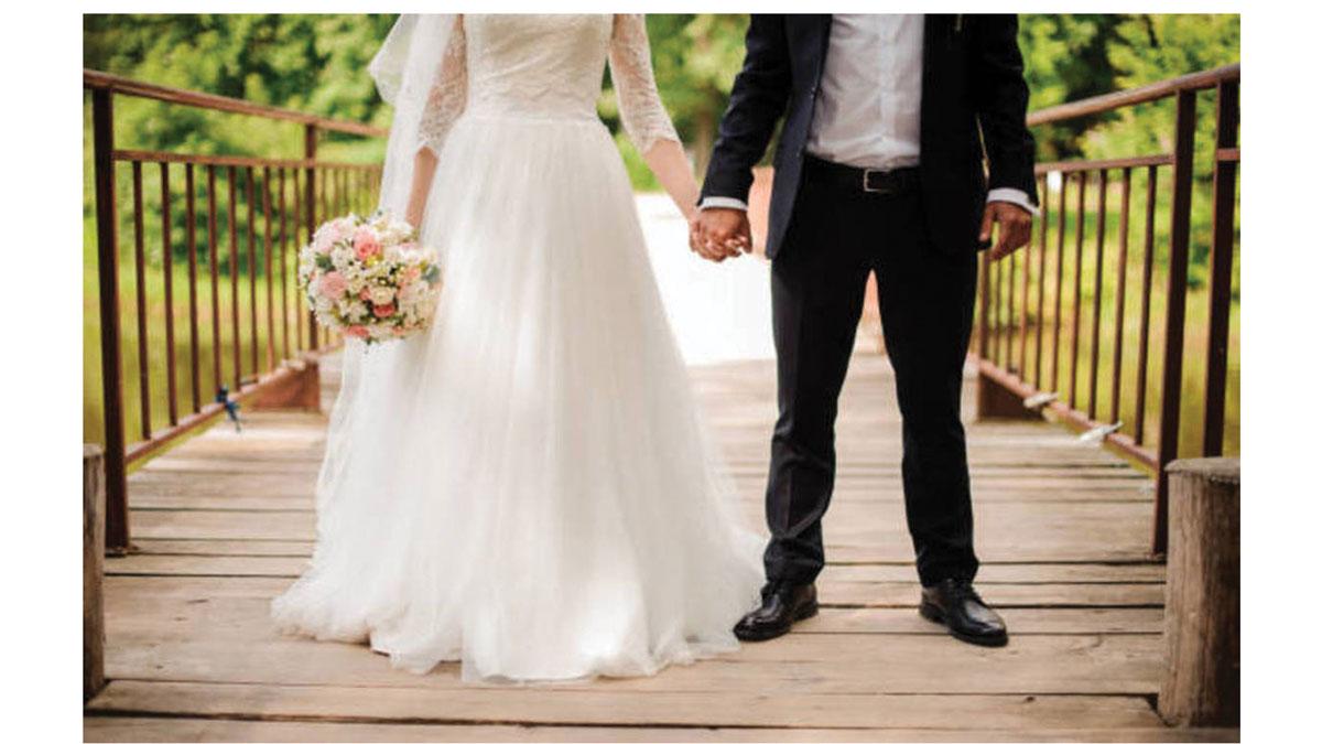 برگزاری مراسم عروسی در خانه