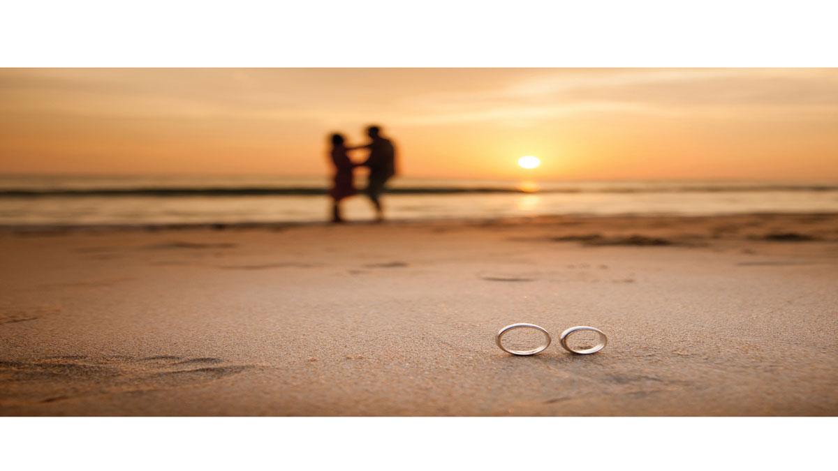 آنچه باید در مورد مراسم ماه عسل بدانید