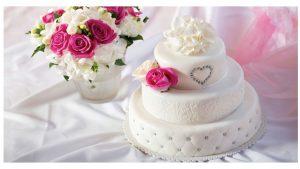 نکاتی در مورد انتخاب کیک عروسی