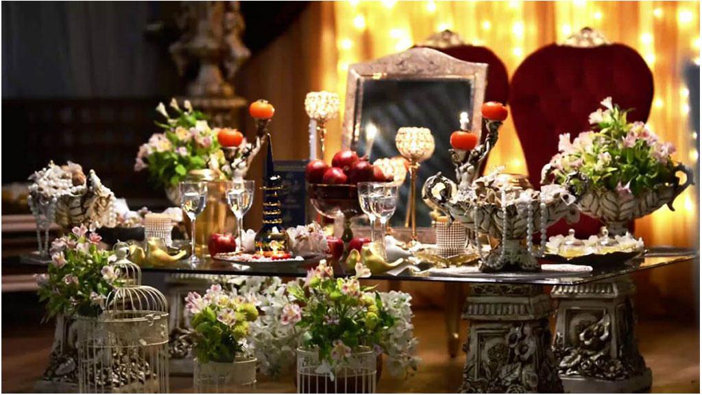 آشنایی با آداب و رسوم مراسم ازدواج در شیراز